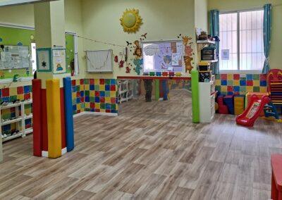 aula de guarderia infantil