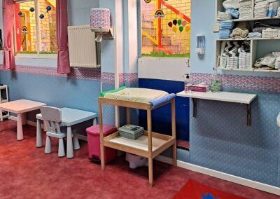 aula andarines educacion infantil
