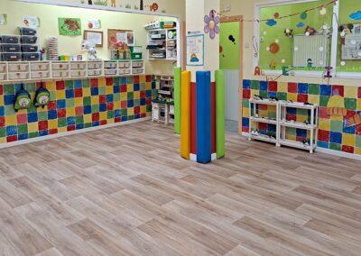 aula 2 3 guarderia infantil