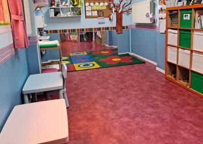 aula 1 2 escuela infantil tres cantos
