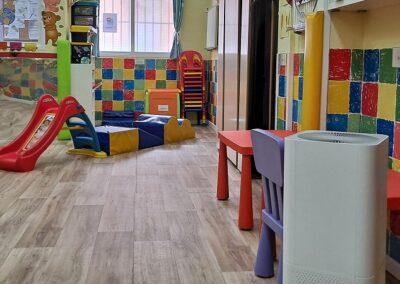 aula 2 3 escuela infantil