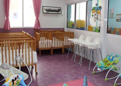 guarderia infantil tres cantos bebes