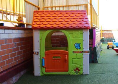 patio educacion infantil en tres cantos