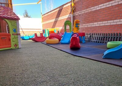 patio escuela infantil guarderia