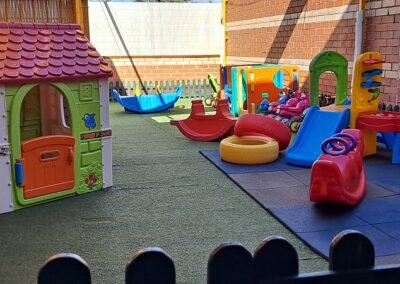 patio escuela infantil