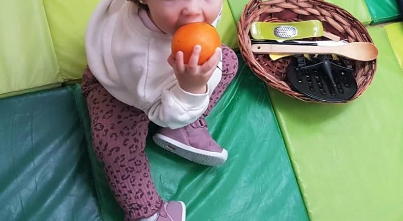 eduacion infantil estimulacion sensorial
